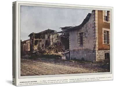 Dombasle-En-Argonne-Jules Gervais-Courtellemont-Stretched Canvas Print