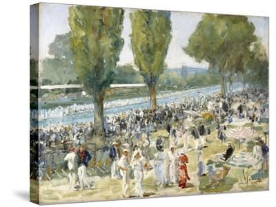 Henley, 1934-Sir John Lavery-Stretched Canvas Print