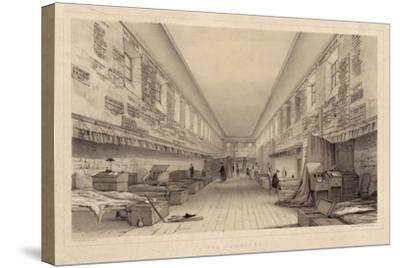 The Dormitory, Westminster School--Stretched Canvas Print