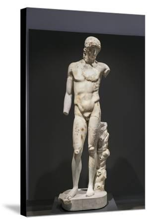 Apollo of the Tiber, Ca. Mid 2nd Century Ad, National Museum of Rome--Stretched Canvas Print