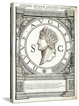 Octavianus Caesar-Hans Rudolf Manuel Deutsch-Stretched Canvas Print