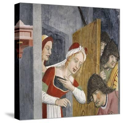 France-Giovanni Canavesio-Stretched Canvas Print
