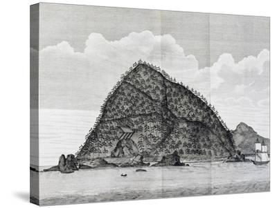Hippa Island--Stretched Canvas Print