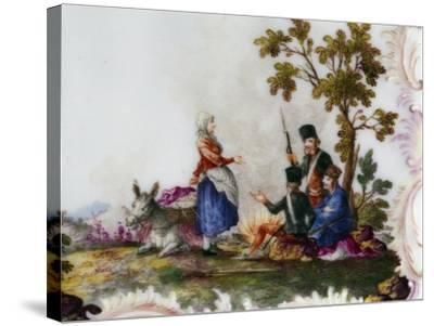 Snuffbox--Stretched Canvas Print