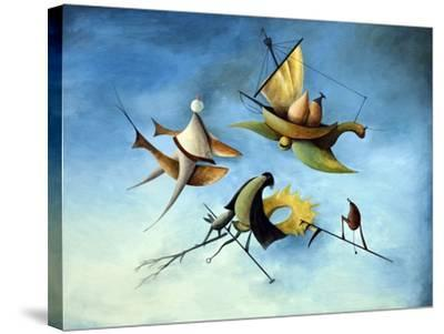 Passion of Mine-Vaan Manoukian-Stretched Canvas Print