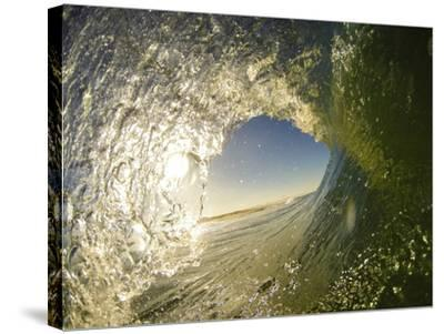 Surfers and the Waves They Ride-Daniel Kuras-Stretched Canvas Print