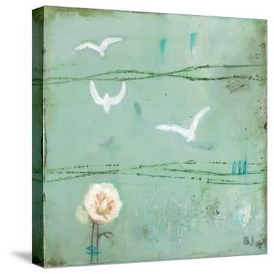 Spring Has Sprung I-Stephanie Lee-Stretched Canvas Print
