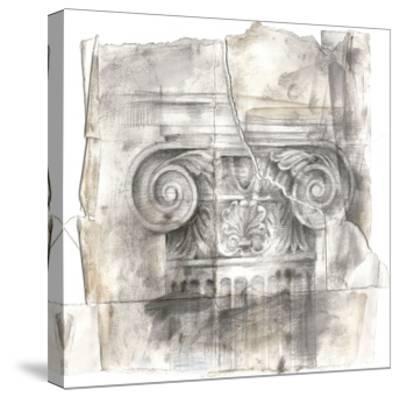 Draftsman's Sketchbook II-Ethan Harper-Stretched Canvas Print