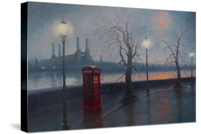 Battersea Mist 2012-Lee Campbell-Stretched Canvas Print