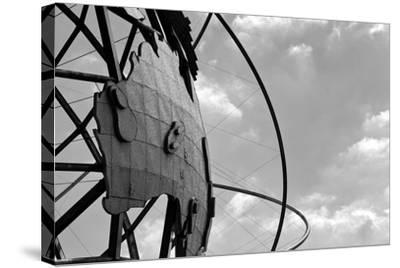 World's Fair Unisphere New York City--Stretched Canvas Print