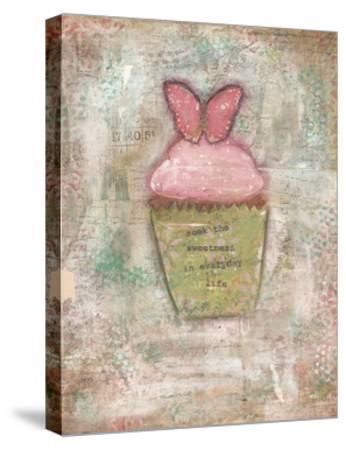 Seek Sweetness-Cassandra Cushman-Stretched Canvas Print