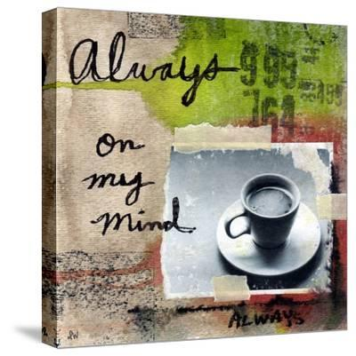 Always-Linda Woods-Stretched Canvas Print