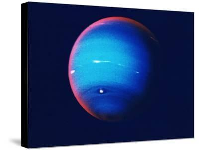 Planet Neptune-Hulton Archive-Stretched Canvas Print