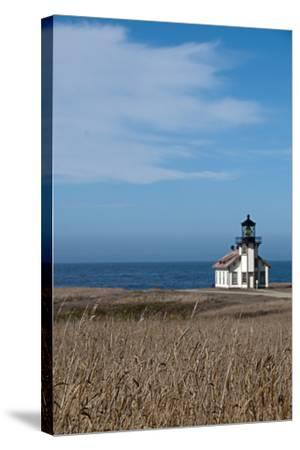 Point Cabrillo Light Station-Carolyn Hebbard-Stretched Canvas Print