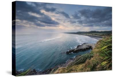 North View Muriwai-Nick Twyford Photography-Stretched Canvas Print