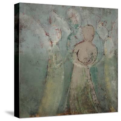 Presence II-Kari Taylor-Stretched Canvas Print