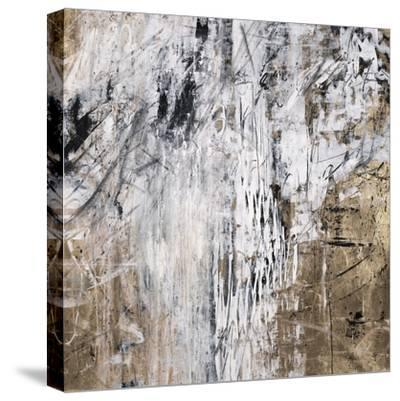 Gold and Chalk-Jodi Maas-Stretched Canvas Print