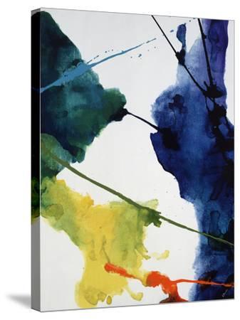 Celestial IV-Sydney Edmunds-Stretched Canvas Print