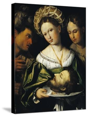 Salome, 1530-Callisto Piazza-Stretched Canvas Print