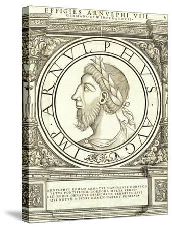 Arnulphus-Hans Rudolf Manuel Deutsch-Stretched Canvas Print