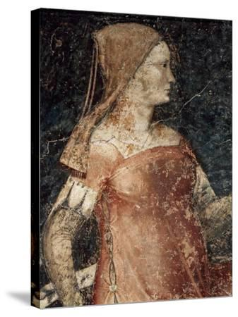 Allegory of the Inconstancy--Stretched Canvas Print
