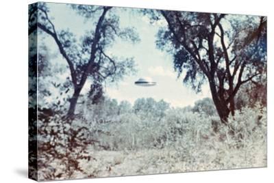 UFOs, New Mexico, Villa-Paul Villa-Stretched Canvas Print