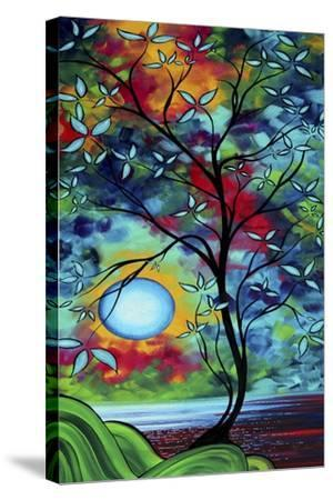 Under the Light of the Blue Moon I-Megan Aroon Duncanson-Stretched Canvas Print