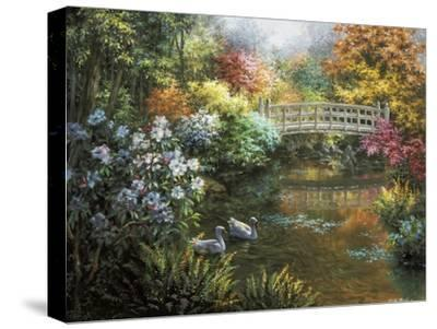 Treasury of Splendor-Nicky Boehme-Stretched Canvas Print