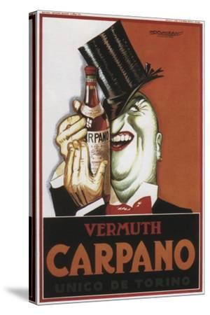 Vermouth Carpano Argentina--Stretched Canvas Print