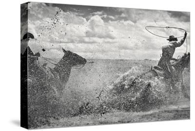 What it Takes-Dan Ballard-Stretched Canvas Print