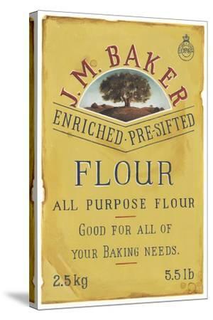 All Purpose Flour-Lisa Audit-Stretched Canvas Print