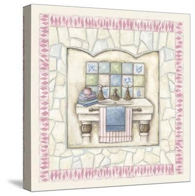 Bath A-Lisa Audit-Stretched Canvas Print