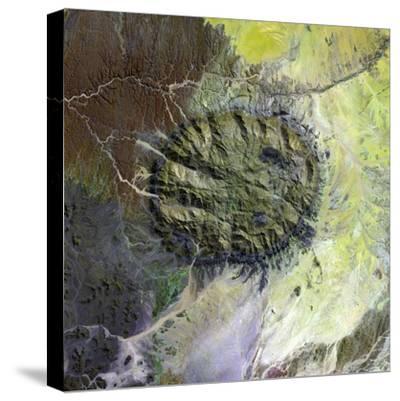 Brandberg Massif, Namibia--Stretched Canvas Print