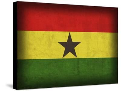 Ghana-David Bowman-Stretched Canvas Print