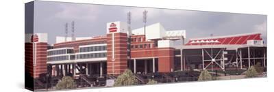 Football Stadium, Papa John's Cardinal Stadium, Louisville, Kentucky, USA--Stretched Canvas Print