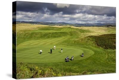 Donegal Championship Golf Club, Mervagh, Laghey, County Donegal, Ireland-Chris Hill-Stretched Canvas Print