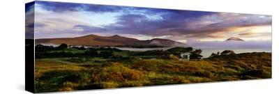 Sunrise at Nephin, Beltra Lough, County Mayo, Ireland-Chris Hill-Stretched Canvas Print