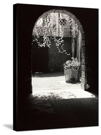 View of Corso Santa Anastasia, Verona-Otto Zenker-Stretched Canvas Print