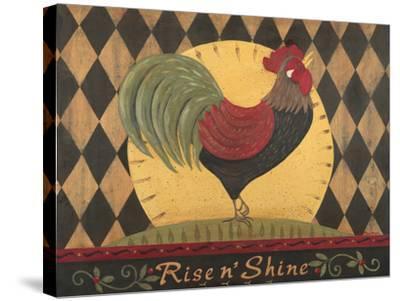 Rise N' Shine-Jo Moulton-Stretched Canvas Print