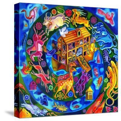 Noah's Ark, 2010-Jane Tattersfield-Stretched Canvas Print