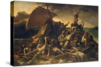 The Raft of the Medusa, 1818-19-Th?odore G?ricault-Stretched Canvas Print