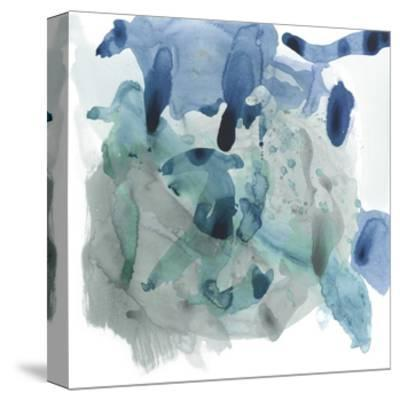 Amorphous J-Franka Palek-Stretched Canvas Print
