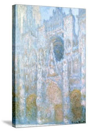 Rouen Cathedral, Sunlight Effect, 1894-Claude Monet-Stretched Canvas Print