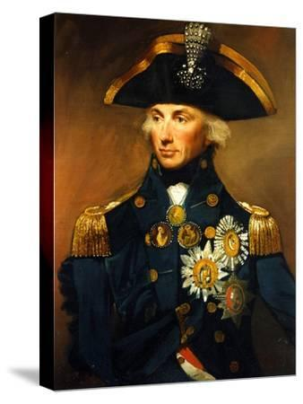Rear Admiral Sir Horatio Nelson, 1798-1799-Lemuel Francis Abbott-Stretched Canvas Print