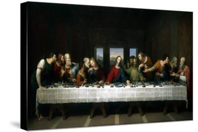 The Last Supper, 1803-Michael Kock-Stretched Canvas Print