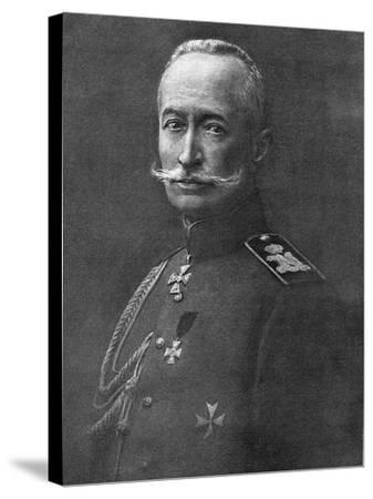 Alexei Brusilov, Russian Soldier, C1914-C1917--Stretched Canvas Print