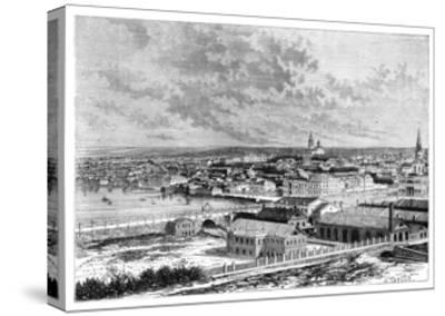 Yekaterinburg, Russia, 1895--Stretched Canvas Print