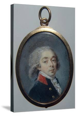 Portrait of Count Ivan Apraxin, C. 1796-Augustin Christian Ritt-Stretched Canvas Print