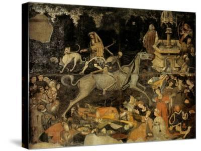 The Triumph of Death, Ca 1445-1447--Stretched Canvas Print