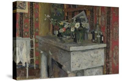 The Mantelpiece (La Cheminé), 1905-?douard Vuillard-Stretched Canvas Print